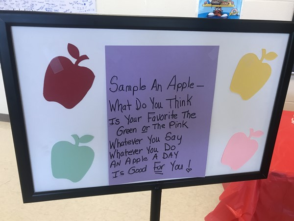 Poem about apples